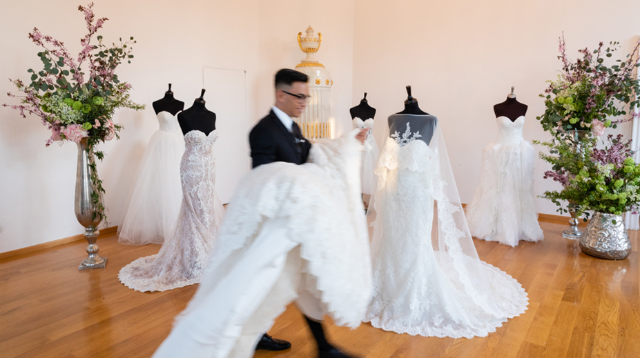 julian amenth wedding events