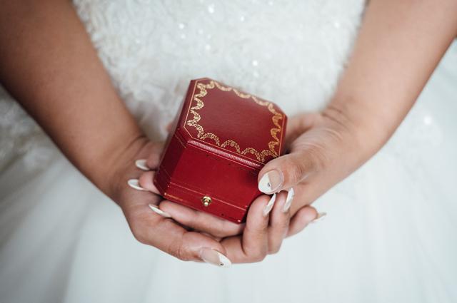 wedding cartier