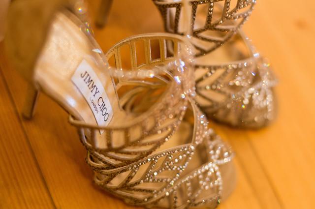 wedding jimmy choo