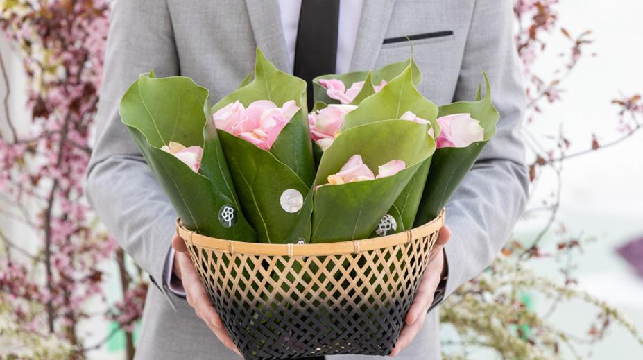 hochzeit streublüten