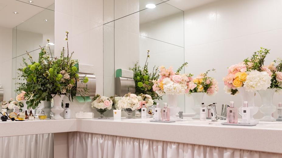 Fragrances at weddings