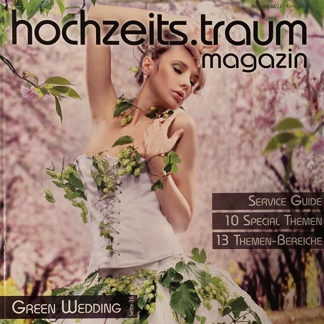 Hochzeitstraum Magazin