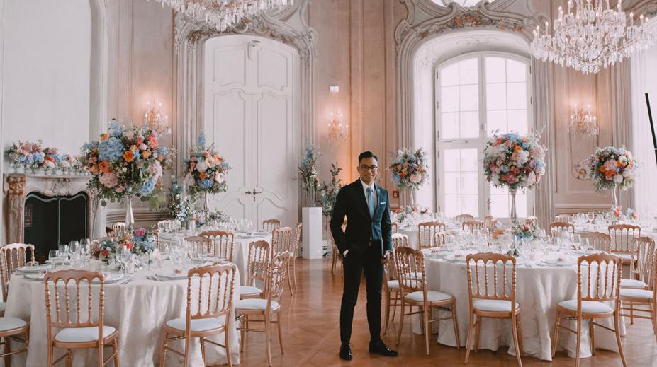 Hochzeit im Conference Center Laxenburg